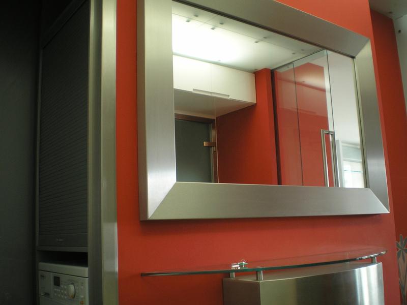 Koupelny a zrcadla